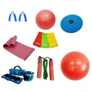Cosfer Comfort Pilates Seti  -11 Parça- II