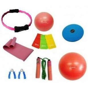 Cosfer Comfort Pilates Seti 12 Parça - I