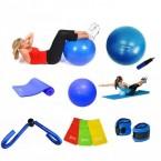 Cosfer Yeni Seri Pilates Seti Mavi