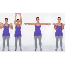 10 Basit Egzersiz Hareketleri