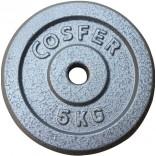 Cosfer 5Kg Gri Döküm Plaka