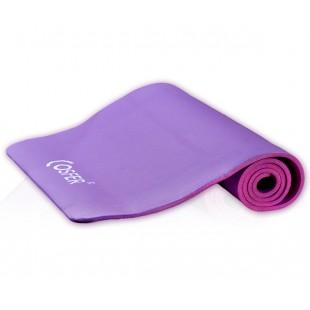 Cosfer Pilates Minderi - Yoga Mat 10 mm. Mor