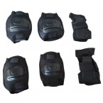 Siyah Koruyucu 3 Lü set DZ-3S