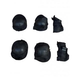 Siyah Koruyucu Set 3 Lü DZ4-S