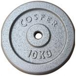 Cosfer 10Kg Gri Döküm Plaka