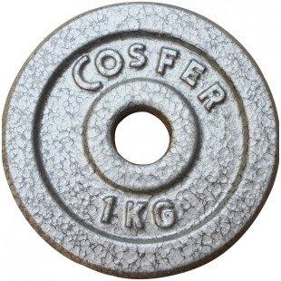 Cosfer 1 Kg Gri Döküm Plaka