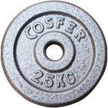 Cosfer 2,5Kg Gri Döküm Plaka