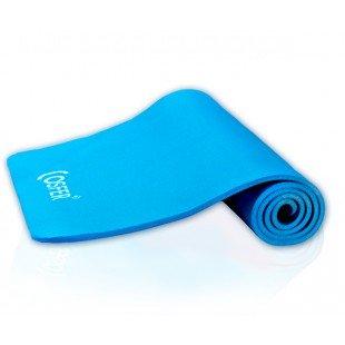 Cosfer Pilates Minderi - Yoga Mat 10 mm. Mavi