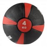 Valeo 4 Kg Sağlık Topu Kırmızı Renk