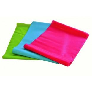 Valeo Pembe Renk Latex Egzersiz Bandı 12 Metre