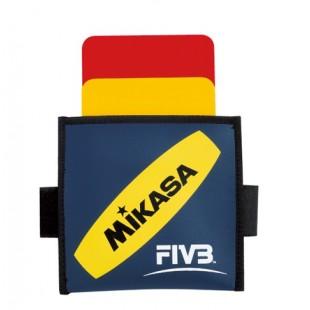 Mikasa Voleybol Hakem Kartı - VK5