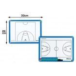 Mikasa Basketbol Taktik Tahtası - SBBS-B