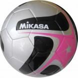 Mikasa Kaynaklı Futbol Topu Siyah-Gri