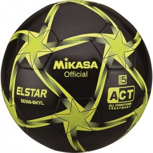 Mikasa Sentetik Deri Futbol Topu - SE509-BKYL