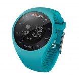 Polar M200 Bilekten Nabız Ölçen GPS'li Koşu Saati - Mavi Renk