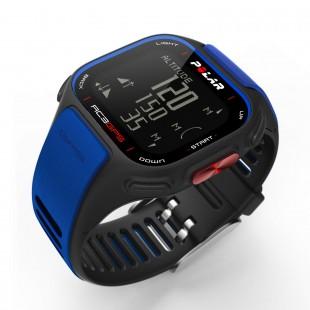 Polar RC3 GPS Koşu ve Multispor Serisi Nabız Kontrol Saati - Mavi