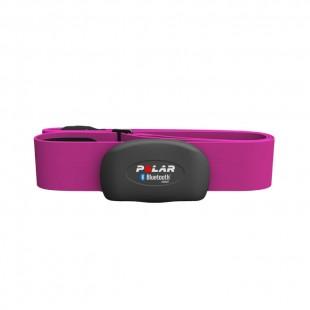 Polar H7 HR Kalp Atış Hızı Sensörü M-XXL - Pink