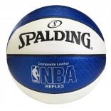 Spalding Reflex Mavi-Beyaz No7 Basket Topu
