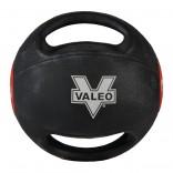 Valeo 3 Kg Tutacaklı Sağlık Topu -Kırmızı