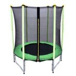 Valeo 153cm Yeşil Renk Güvenlik Ağıyla Birlikte 60