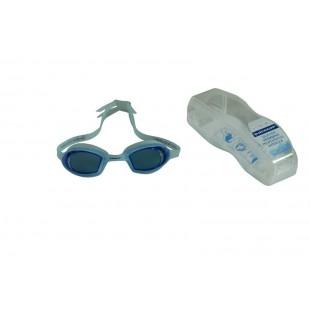 Dunlop Transparent Mavi Renk Yüzücü Gözlüğü 2437-4