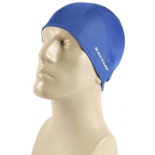 Dunlop Likra Mavi Renkli Yetişkin Yüzücü Bonesi