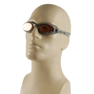 Dunlop Yüzücü Gözlüğü 2552-6 Gri / Gold Renkli