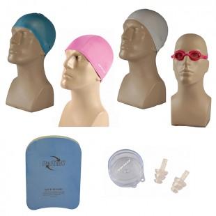 Dunlop Kızlar İçin Okul Yüzme Seti