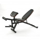 Adidas Elite Utility Bench W/Leg Developer (ADBE-10238)