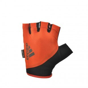 Adidas Kısa Parmaklı Turuncu Eldiven - Small (ADGB-12321OR)