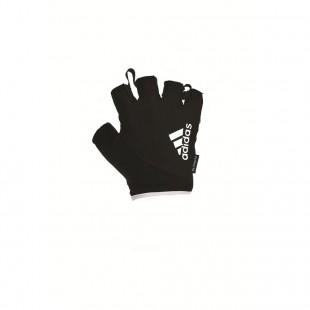 Adidas Kısa Parmaklı Beyaz Eldiven - Large (ADGB-12323WH)