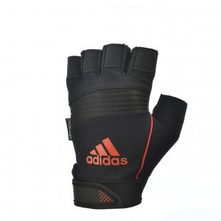Adidas Kısa Parmaklı Turuncu Performans Eldiveni - Large (ADGB-12333OR)