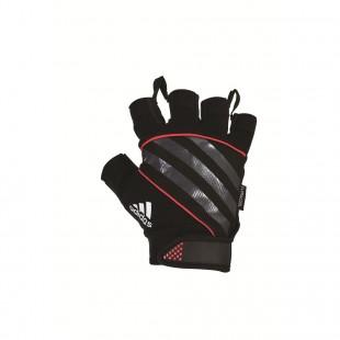 Adidas Kısa Parmaklı Kırmızı Performans Eldiveni - Large (ADGB-12333RD)