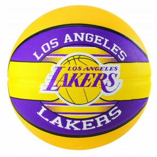 Spalding NBA LA Lakers SZ7 Basket Topu (83-510Z)