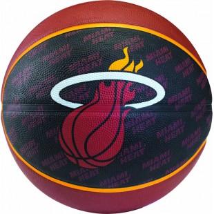 Spalding NBA Team Heat Basket Topu No:7