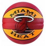 Spalding NBA Miami Heat SZ7 Basket Topu (83-507Z)