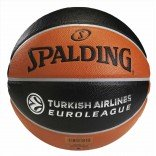 Spalding TF-500 Basket Topu Turkish Airlines Euroleague Basketbol No:5