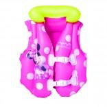 Bestway Mickey Mouse Minnie Çocuklar İçin Şişme Can Yeleği - 91070