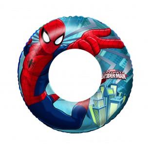Bestway Spiderman 56 cm şişme Deniz Simidi - 98003