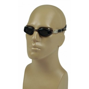 Dunlop TP-50AFJ Yüzücü Gözlüğü Clear/Smoke