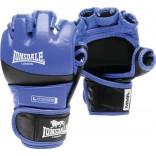 Lonsdale MMA Deri Mavi-Siyah Amatör Maç Boks Eldiveni (30484) XLarge
