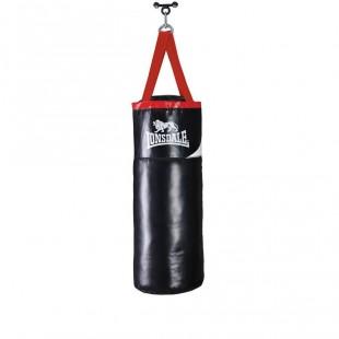 Lonsdale Boks Torbası Siyah-Kırmızı Renk (26063)