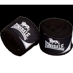 Lonsdale El Bandajı (25955) 2.5metre Siyah Renk