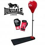 Lonsdale Hız Topu Eldiven Seti (56943)