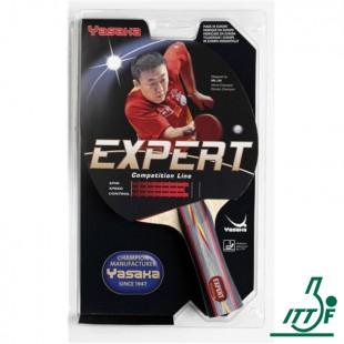 Yasaka Expert Masa Tenis Raketi - ITTF Onaylı