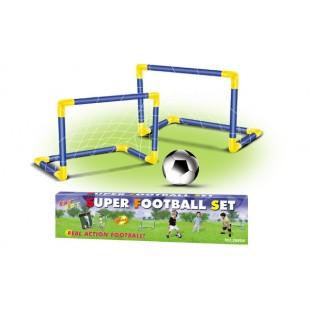 King Sport Çiftli Mini Futbol Kalesi (FN-F068560-T)