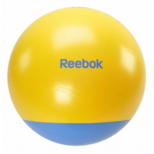 Reebok 65 cm Pilates Topu Cam Göbeği Renkli Cyan (RAB-40016CY)