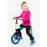 Scoot And Ride Mavi-Yeşil Renk Highwaybuddy Ayarlanabilir Scooter