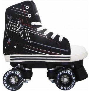 Action Roller Skate Siyah Paten PW-172-NR38
