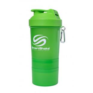 Smart Shake 600ML Shaker Neon Green